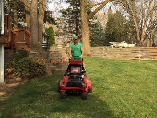 Core Aeration Maplewood MN